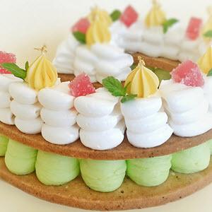 עוגות וטארטים - מאמית'